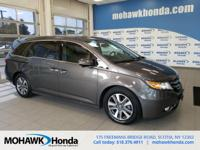 Recent Arrival! This 2014 Honda Odyssey Touring in