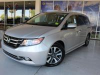 HONDA CERTIFIED WARRANTY APPLIES!!!!!, Odyssey Touring,