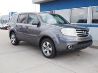 Very clean, Honda Certified, Pilot EX, 4WD, 3rd row