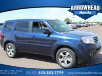 4WD. Get ready to ENJOY! Arrowhead Honda means