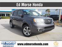Thank you for your interest in one of Ed Morse Honda's