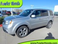 CARFAX One-Owner. Clean CARFAX. Alabaster 2014 Honda