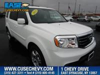 Check out this 2014 Honda Pilot EX-L. Its Automatic