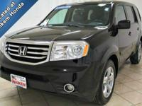This 2014 Honda Pilot is a clean SUV with that great