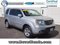 Carfax 1 Owner!  Accident Free! 2014 Honda Pilot EX-L,