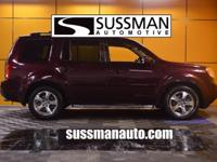Options:  2014 Honda Pilot Ex-L|Looking For A
