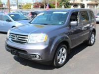 Check out this gently-used 2014 Honda Pilot we recently