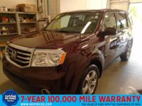 This 2014 Honda Pilot EX-L is proudly offered by
