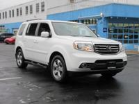 This 2014 Honda Pilot 4WD 4dr EX-L is proudly offered