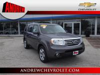 New In Stock* One of the best things about this SUV is