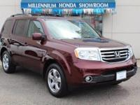 This Honda Certified Pilot EX-L is Priced Below the KBB
