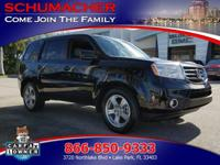 Options:  2014 Honda Pilot Ex-L| |Dual-Stage