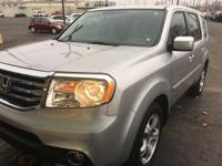 This 2014 Honda Pilot EX-L is offered to you for sale