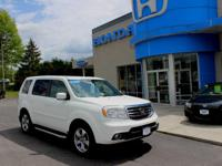 Honda Certified, One Owner, Accident free Carfax,
