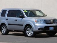 CARFAX 1-Owner, GREAT MILES 36,249! LX trim, Alabaster