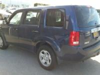 Exterior Color: obsidian blue pearl, Body: SUV, Fuel:
