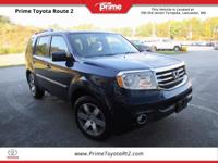 New Price! 2014 Honda Pilot Touring in Blue. Pilot