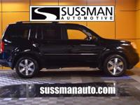 Options:  2014 Honda Pilot Touring|This 2014 Honda