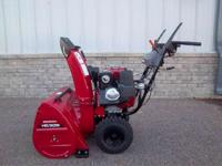 2014 Honda Power Equipment HS928WA HS 928 BEST OF the