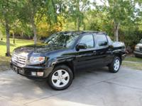 Options:  2014 Honda Ridgeline Rtl W/ Navigation|This
