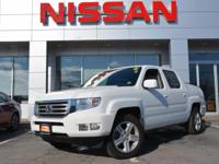 Atlantic Nissan's SPECIAL on this  2014 Honda Ridgeline