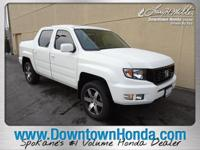 FULLY LOADED - The Honda Ridgeline is different than