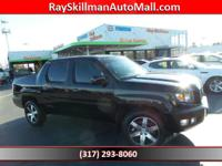 REDUCED FROM $30,990! ONLY 49,695 Miles! Crystal Black
