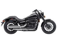 2014 Honda Shadow Phantom (VT750C2B) Brand New the