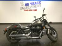 2014 HONDA SHADOW PHANTOM Financing options for ALMOST