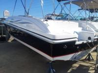 New 2014 Hurricane SS188 Powered with Yamaha F115XA