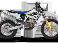 2014 HUSQVARNA FE 250 MOTORCYCLE BRAND NEW MSRP $8649