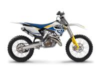 Motorcycles Motocross 5700 PSN . 2014 Husqvarna TC 125