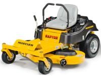 2014 Hustler Turf Equipment Raptor (42 in.) MAKE MOWING