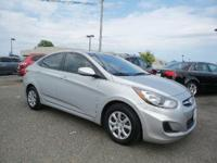 2014 Hyundai Accent 4dr Car GLS Our Location is: Honda