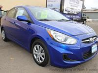 This 2014 Hyundai Accent 4dr GLS Sedan 4D features a
