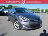 New arrival! 2014 Hyundai Accent GLS! Only 27,715