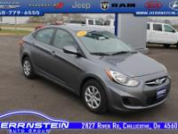 2014 Hyundai Accent GLS This Hyundai Accent is