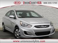 New Price! Accent GLS, Union County Certified