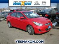 This 2014 Hyundai Accent GLS is proudly offered by