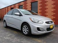 Land a bargain on this 2014 Hyundai Accent GLS before