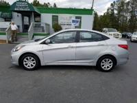 Options:  2014 Hyundai Accent Gls 4Dr