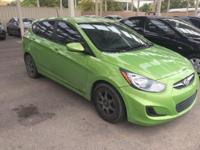 2014 Hyundai Accent. Looks and drives like new. Low