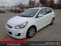 This 2014 Hyundai Accent is a great pre-owned vehicle