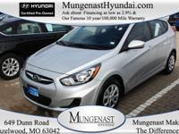 Hyundai Certified and 4D Hatchback. So few miles means