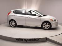 This clean CARFAX one owner 2014 Hyundai Accent is
