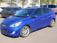 Clean CARFAX. Gray.2014 Hyundai Accent SE 1.6L I4 DGI