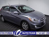 Super clean Certified Pre-Owned 2014 Hyundai Accent SE