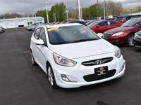 Check out this gently-used 2014 Hyundai Accent we