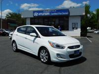 2014 Hyundai Accent SE In Century White * BLUETOOTH * *