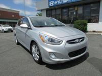 2014 Hyundai Accent SE In Ironman Silver Metallic *